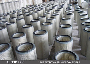 CE certificate Glass Cartridge Filter Element For gas liquid separation