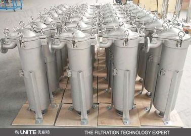 Top Entry Water Filter Housing For Chemical Filtration